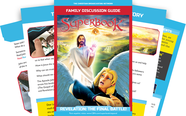 Revelation: The Final Battle - Family Discussion Guide