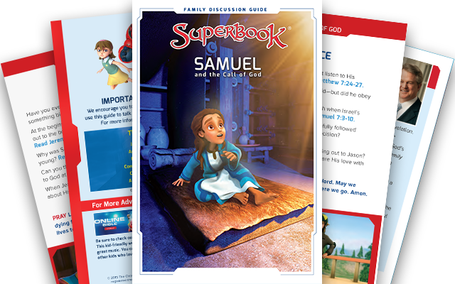 Samuel - Family Discussion Guide