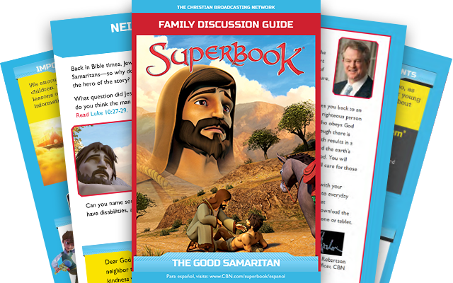 The Good Samaritan - Family Discussion Guide