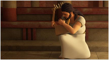 David și Saul