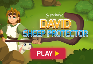 Davi, O Protetor das Ovelhas