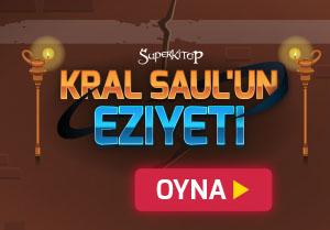 Kral Saul'un Eziyeti