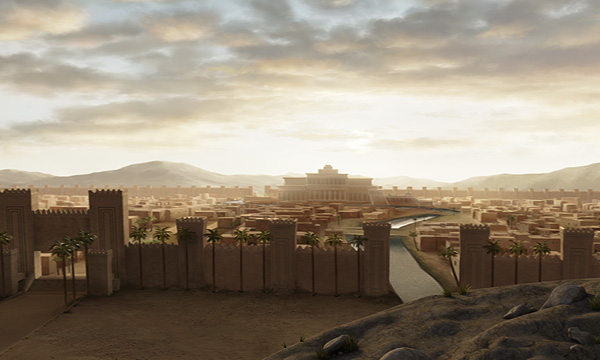 The City of Nineveh