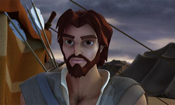 Young Esau