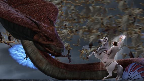 La bataille finale – Deuxième partie