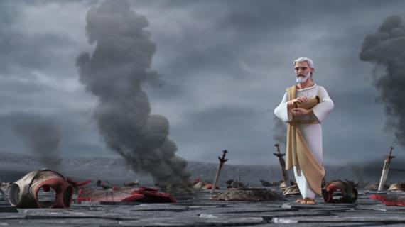 آخری جنگ ــ حِصہ 3