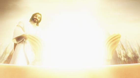 天堂的宝座大殿