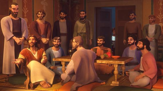 Jesus—Friend of Sinners