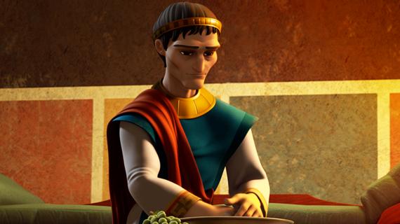 King Herod Agrippa Decides To Arrest Peter