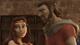Rahab and Family Saved