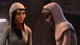Ruth Tells Naomi About Boaz
